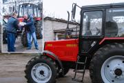 Щороку - новий трактор