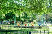 Парк працює в режимі прогулянок
